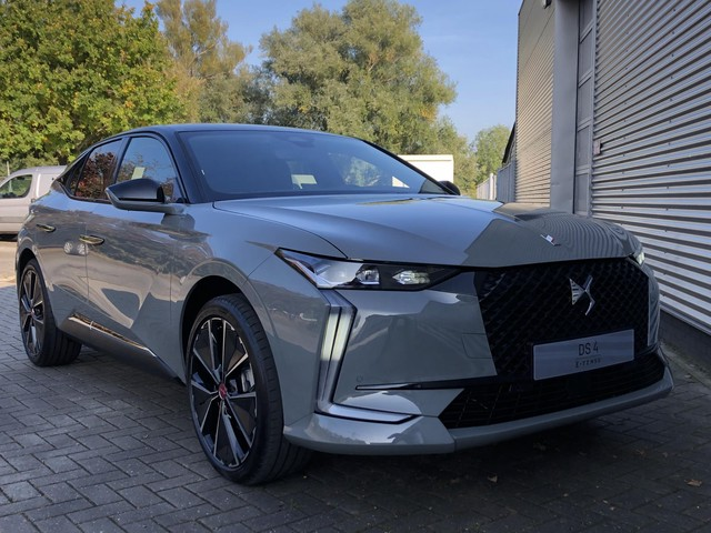 DS DS 4 E-Tense Performance Line+ AUTOMAAT NIEUW MODEL!   LACQUERED GREY   **