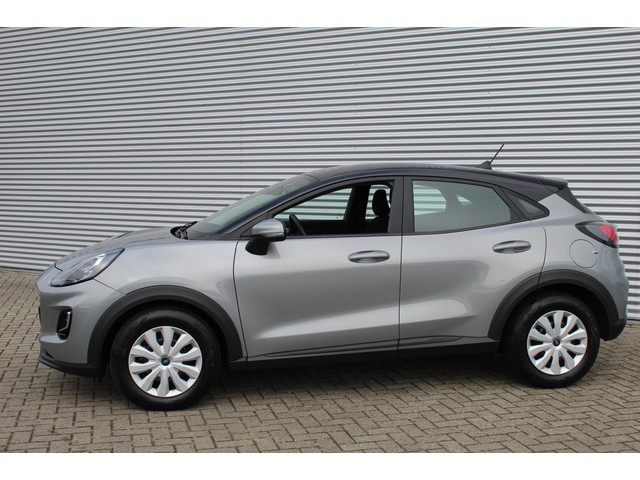 Ford Puma 1.0 EcoBoost Hybrid Connected Exclusive 125PK Winterpack | Parkeersensoren | 12.600km!