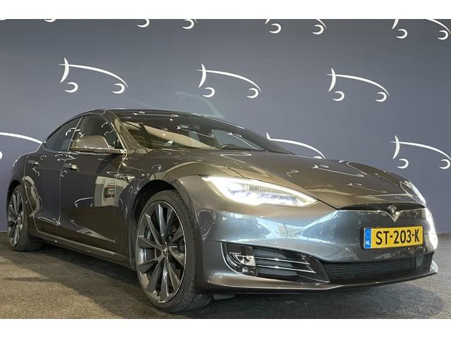 Tesla Model S 75D Autopilot,panodak,leer,20
