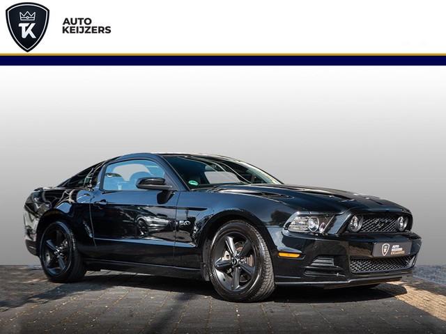 Ford USA Mustang 5.0 V8 Leer ECC Cruise control 424PK