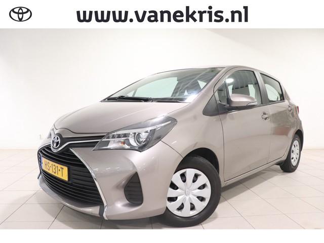 Toyota Yaris 1.0 VVT-i Aspiration, NAVI, Camera, Airco, Dealer onderhouden!