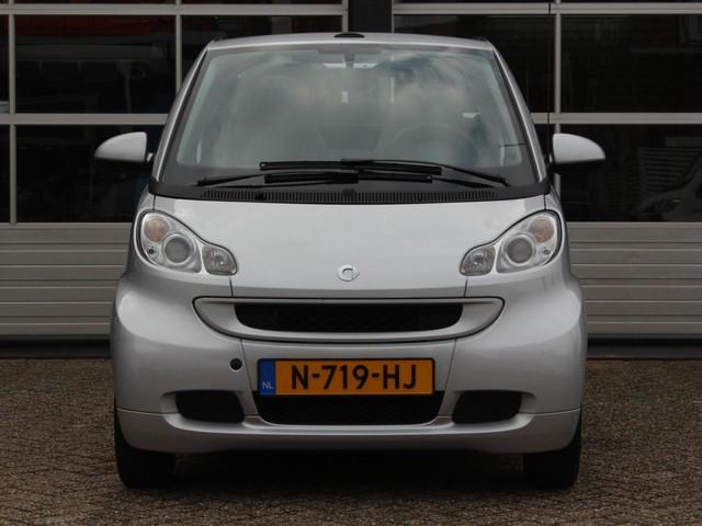 Smart Fortwo cabrio 1.0 mhd Passion (Navigatie, Airconditioning, Stoelverwarming, Elek. Ramen, ABS, Radio, MET GARANTIE)