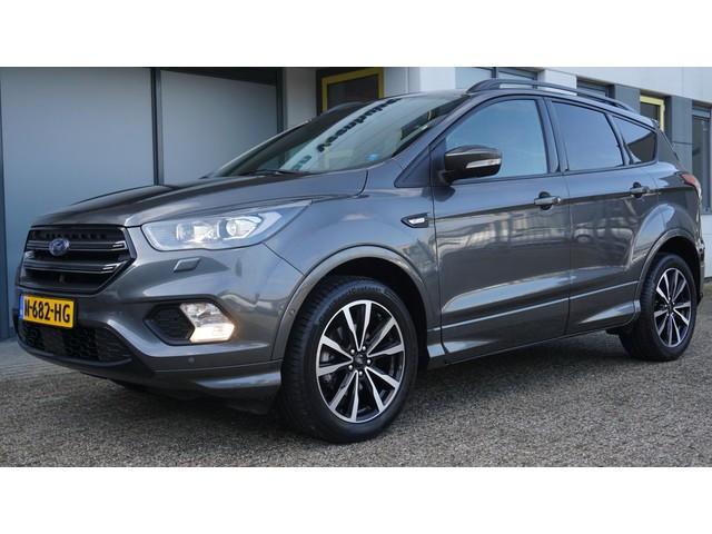 Ford Kuga 1.5 EcoBoost 150pk ST Line Navi Xenon Keyless Sony Sound DAB 32573km *Zeer nette Staat* 1e Eigenaar!