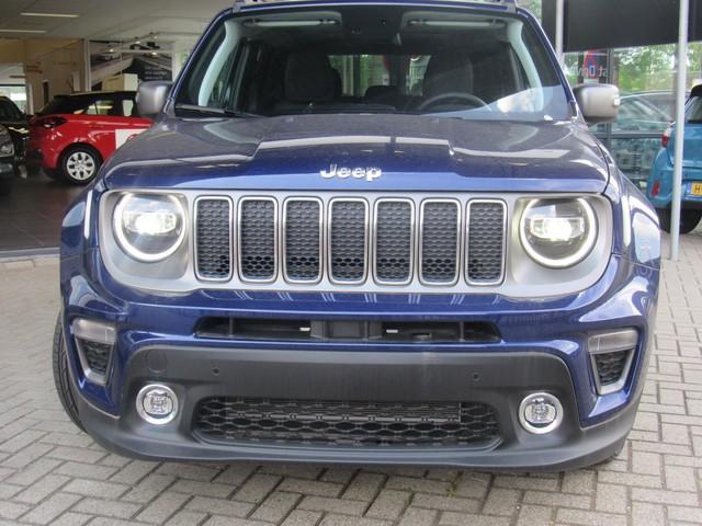 Jeep Renegade 1.0T 120PK LIMITED MT6 | navigatie | L.M.velgen | Snel Leverbaar | Van €35.085,- Voor €28.995,- |