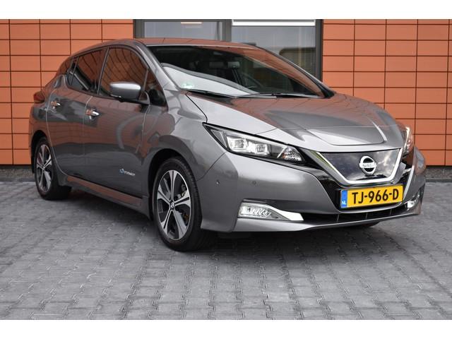 Nissan Leaf Tekna 40 kWh (EX.BTW) Bose 360camera ACC