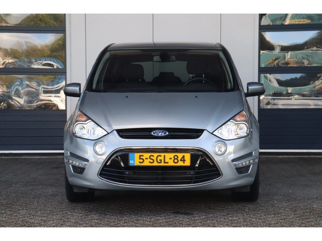 Ford S-Max 1.6 EcoBoost   7-Persoons   Panoramadak   Navigatie   Cruise control   Bluetooth