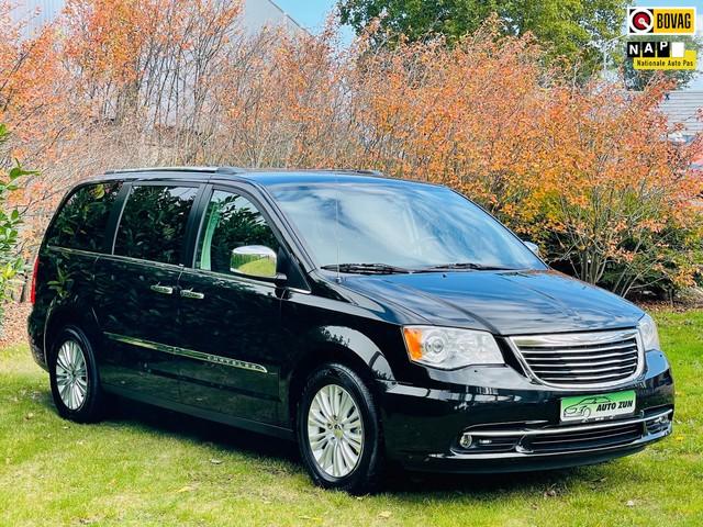 Chrysler Grand Voyager 3.6 V6 Stow&Go Limited 2XTV DVD