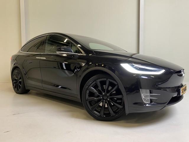 Tesla Model X 100D 6p. AUTOPILOT 2.5  4% BIJTELLING