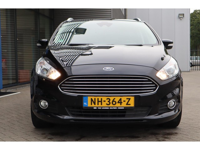 Ford S-Max 2.0 TDCI AUTOMAAT 7-PERS SONY TREKHAAK
