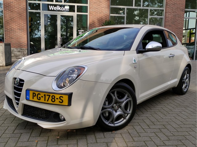 Alfa Romeo MiTo 1.4 T Quadrifoglio Verde Dealeronderhouden, Nieuwstaat!!