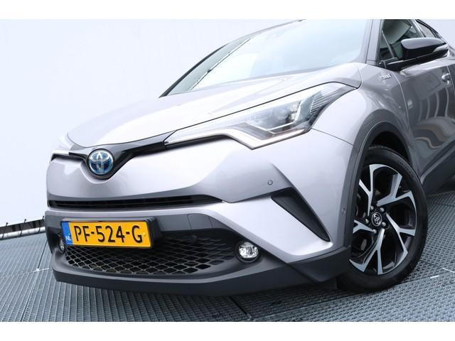 Toyota C-HR 1.8 Hybrid Bi-Tone Plus - Trekhaak - JBL - Blind spot