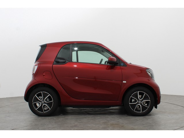 Smart Fortwo EQ COUPE PASSION GEEN BTW   Pack Plus   Panoramadak