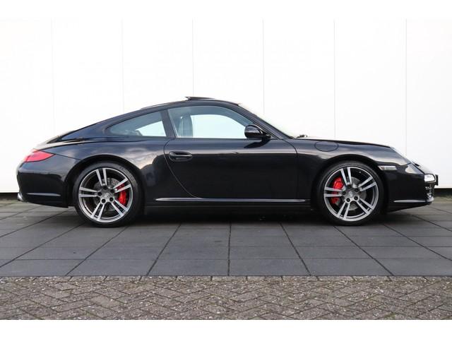Porsche 911 3.8 Carrera 4S PDK | 385 PK | SPORTCHRONO | NL.AUTO | NAVI | SCHUIFDAK | LEDER | BOSE | APPROVED PORSCHE GARANTIE