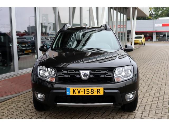 Dacia Duster 1.2TCe 125PK 4x2 Limitee Blackshadow Leer   Navi   Camera   Trekhaak   1e Eigenaar  