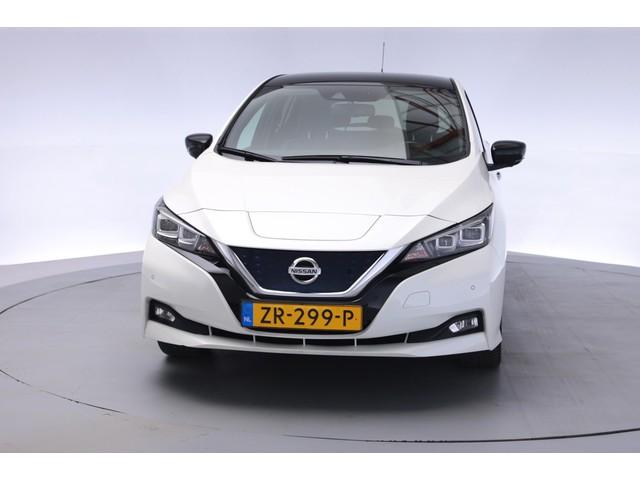 Nissan Leaf ( €16.483,- EX. BTW ) Tekna 40 kWh Aut.