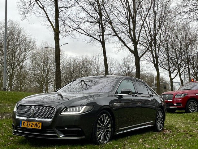 Lincoln Continental Reserve 3.0Twin Turbo AWD 41% DEMO-KORTING