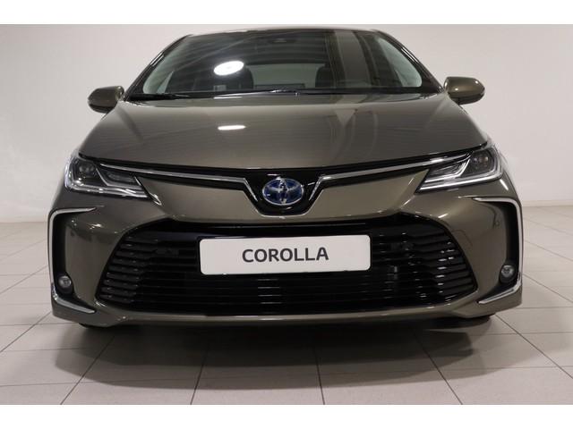 Toyota Corolla Sedan 1.8 Hybrid Executive, NAVI, Leder, Sensoren, Blind Spot, 5 jaar Garantie