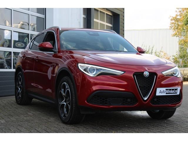 Alfa Romeo Stelvio 2.0 Turbo Aut. 280pk AWD Super   Pack Veloce   Adapt. Cruise   ADAS2   20