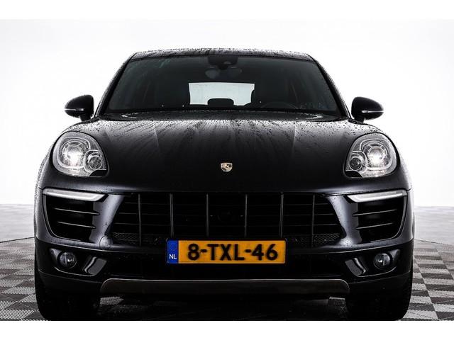 Porsche Macan 3.0 D S | PANORAMADAK | Burmester Audio -A.S. ZONDAG OPEN!-