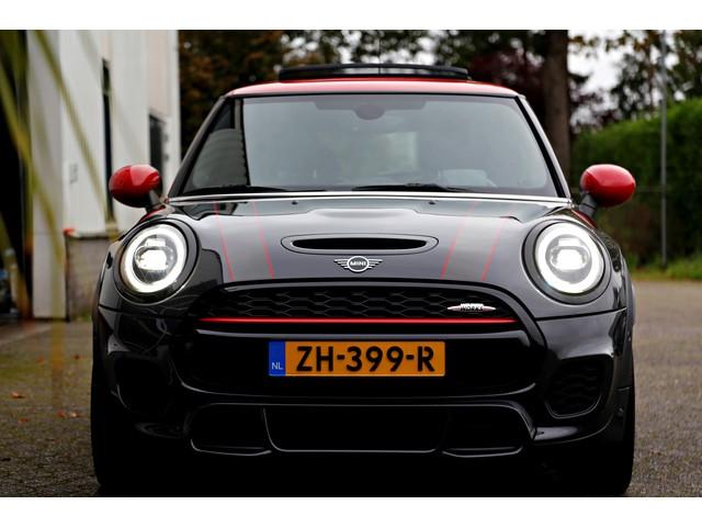 MINI Mini 2.0 232PK John Cooper Works Chili Aut.*Mini Fabrieksgarantie*NL-Auto*Perfect Onderh.*BTW Auto*Panodak Head-up Keyless Entry+Go L