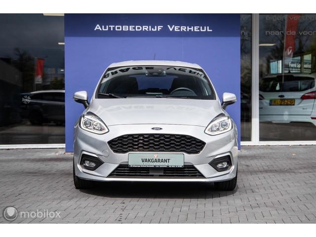 Ford Fiesta 1.0 EcoBoost ST-Line 140Pk 5Drs Camera Navi Boekjes 1e Eigenaar