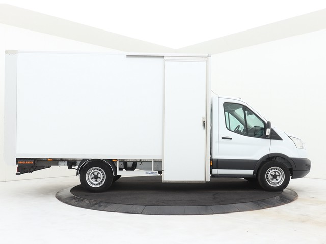 Ford Transit 2.0TDCI 155PK Bakwagen + Laadlift   1025 KG Laadvermogen !!!!   Airco   Navigatie