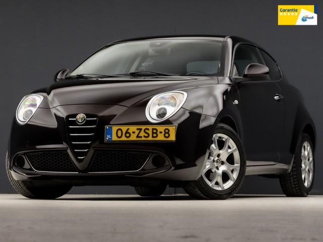 Alfa Romeo MiTo 1.3 JTDm ECO Essential Sport (NAVIGATIE, BLUETOOTH, XENON, CARBON INLEG, SPORTSTOELEN, AIRCO, ELEK PAKKET, PARKEERSENS, NIEUWSTA