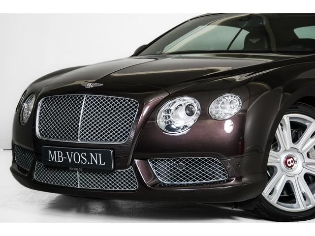 Bentley Continental GT 4.0 V8 GTC Havannabruin Aut8