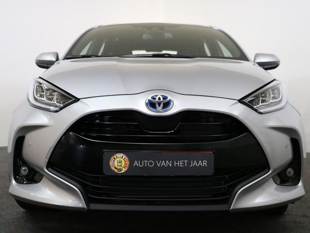 Toyota Yaris 1.5 Hybrid Tokyo Spirit Limited, Navi, Head up, Parkeersensoren, Snel leverbaar