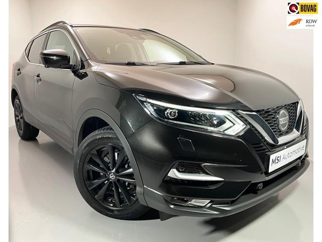 Nissan QASHQAI 1.3 DIG-T Tekna + |Navigatie|360 camera|Black|Keyless|