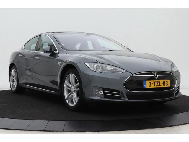 Tesla Model S 85 Base | Panoramadak | Leder | Xenon | Camera | Stoelverwarming | PDC | Navigatie