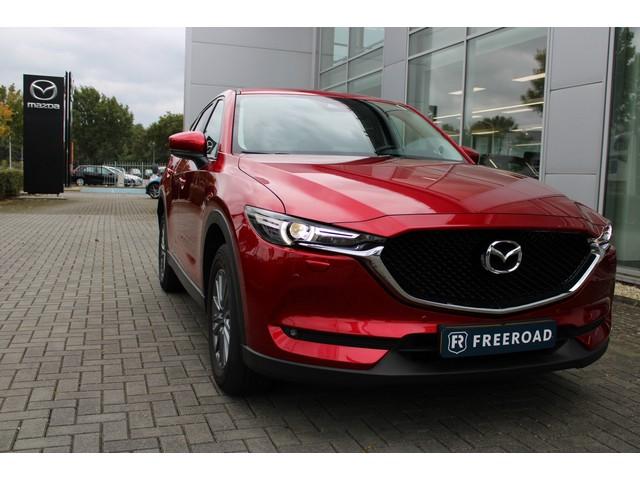 Mazda CX-5 2.0 SkyActiv-G 165 Skylease GT | Automaat | Trekhaak | Leer | Bose | Stoel & Stuurverwarming | DAB |