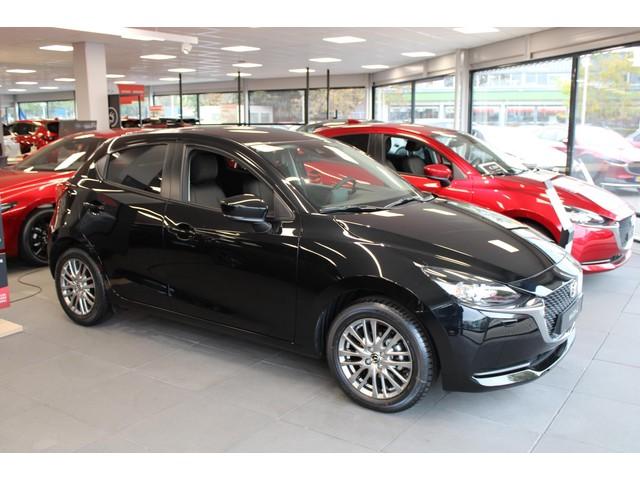 Mazda 2 1.5 Skyactiv-G Style Selected , Voorraadkorting € 1.039,- , Airco, Cruise, Camera, Apple Carplay, LMV 16 Inch, LKA, Bluetooth