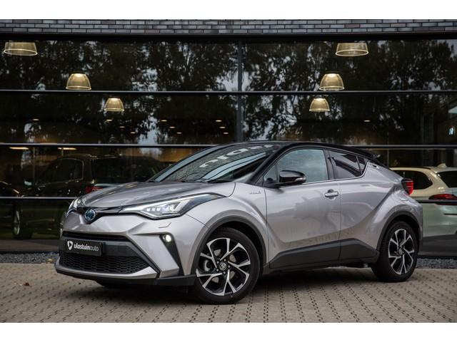 Toyota C-HR 2.0 Hybrid Bi-Tone , Adap. cruise, Lane assist, Stuur stoelverwarming,
