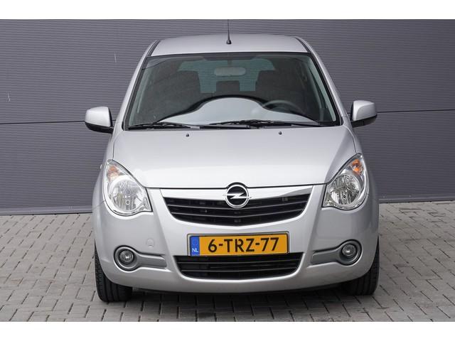 Opel Agila 1.0 Berlin Airco LMV 33.000km!!