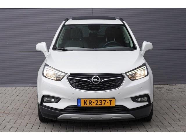 Opel Mokka X 1.4 Turbo Innovation Navi Schuifdak Leer Camera