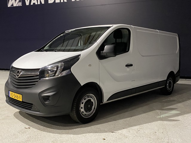 Opel Vivaro 1.6CDTI L2H1 Airco, cruisecontrol, parkeersensoren, 3-zits