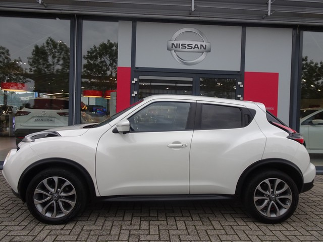 Nissan Juke 1.2 DIG-T S S Connect Edition