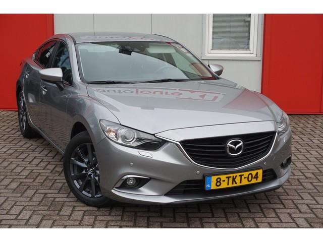 Mazda 6 2.2D Skylease+ | Xenon | PDC | Climate | Cruise | Trekhaak | NL auto