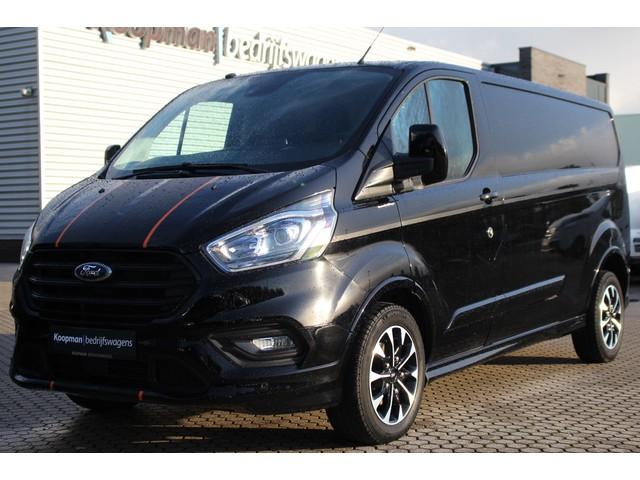 Ford Transit Custom 310 2.0TDCI 170pk L2H1 Sport | Camera | Cruise | Airco | PDC | Navi | Lease 426,- p m