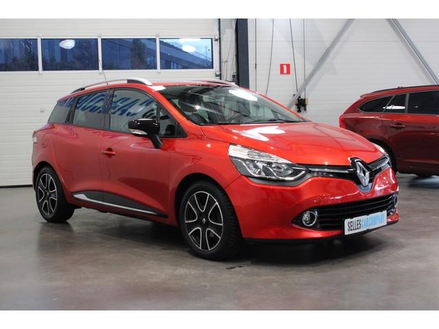 Renault Clio Estate 1.5 dCi ECO Dynamique   Navigatie   Leder   Achteruitrijcamera  