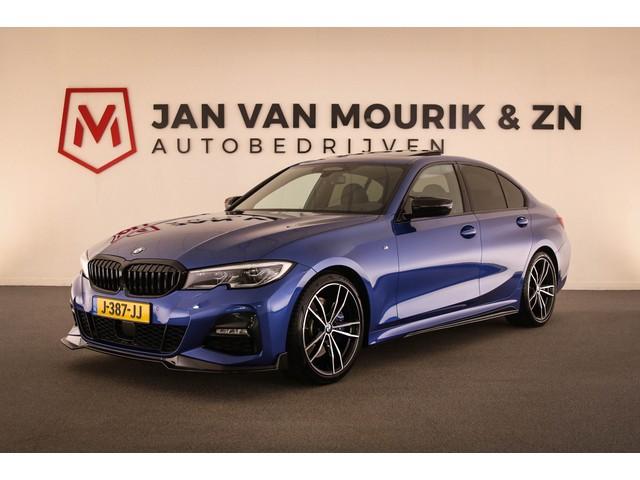 BMW 3 Serie 330i High Executive M-Sport   REMUS    LEDER   HEAD-UP   CAMERA   19