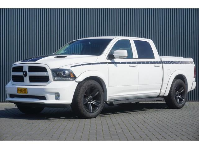 Dodge Ram 1500 5.7 HEMI V8 402PK LPG   Stoelventilatie   Stuurverwarming   Elek. stoelen   Panodak