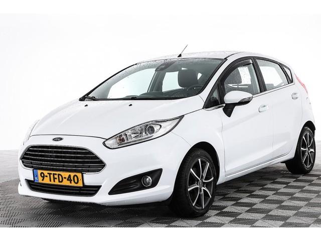 Ford Fiesta 1.0T EcoBoost 100PK Titanium 5-drs   VELGEN   NAVI   PDC -A.S. ZONDAG OPEN!-