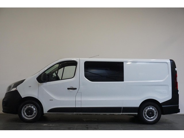 Opel Vivaro 1.6 CDTI L2H1 Dubbele Cabine Edition Airco Navi Bluetooth 6-Zits 