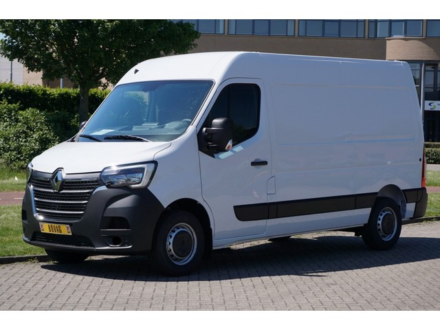 Renault Master T35 2.3 135 Grand Confort L2H2 Airco, PDC, BLIS, Cruise, Betimmering!! NR. 398