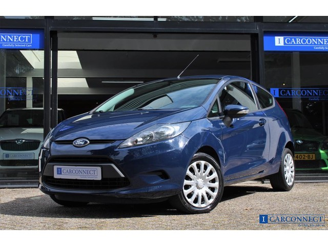 Ford Fiesta 1.25 60pk Limited