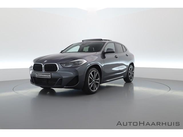 BMW X2 xDrive20i M-Sport   Panodak   Head Up   Adapt. Cruise   Stoelverw.   Elek. Achterklep  