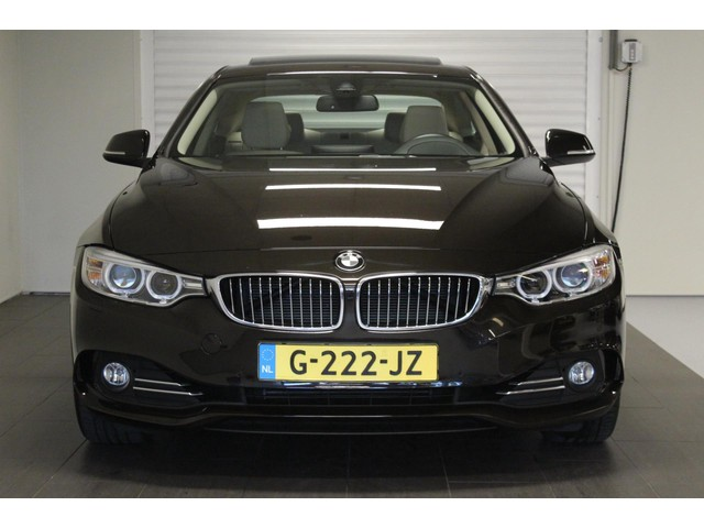 BMW 4 Serie Coupe 428i High Exe Automaat Schuifdak Xenon Leer