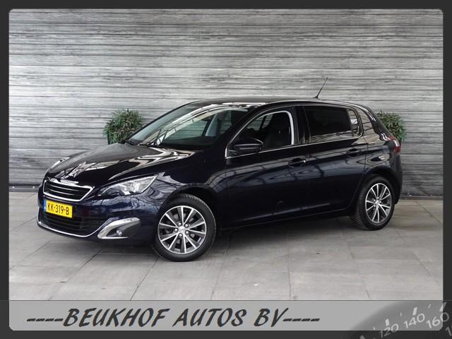 Peugeot 308 1.6 BlueHDi Blue Lease Premium Led Navi Cam Pano